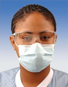 crosstex surgical mask