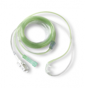Zoll EtCO2 LoFlo Sidestream Nasal CO2 Sampling with O2 Delivery Cannulas