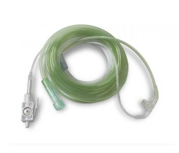 Covidien Smart CapnoLine CO2 Sampling Line with O2 Tubing